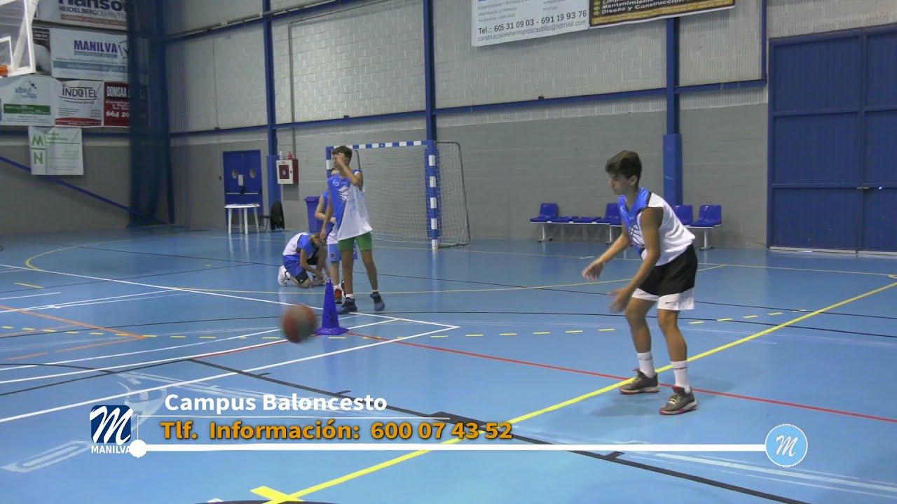 Campus provincial de baloncesto