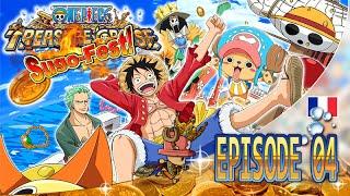 getlinkyoutube.com-One Piece Treasure Cruise FR - SugoFest de Septembre