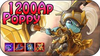 getlinkyoutube.com-1200+ Full AP Poppy & 1 Shot Hammer  [Ger]