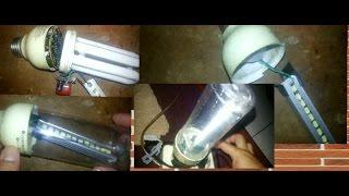 getlinkyoutube.com-Cara membuat Lampu LED untuk rumah