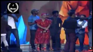 The Moment Reekardo Bank Was Announced Winner Of Headies 2015 Next Rated Over Lil Kesh