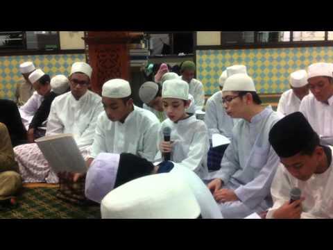 Pesantren Kilat 3 - MHDS (Ustaz Zahid & Qasidah)