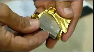 getlinkyoutube.com-В США обнаружили фальшивые золотые слитки.