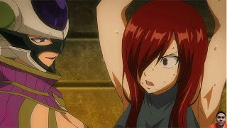 getlinkyoutube.com-Fairy Tail Episode 238 (Series 2 Ep 63) フェアリーテイル Anime Review - Erza's in Jail