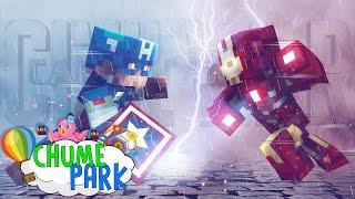 getlinkyoutube.com-Minecraft: GUERRA CIVIL! (Chume Park #8)