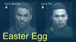 MGSV: Phantom Pain - Top 8 Locked Characters (Metal Gear Solid 5 Secrets: Part 29)