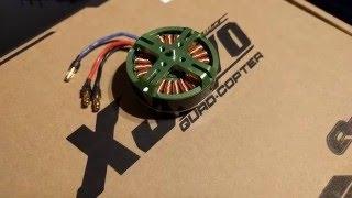 getlinkyoutube.com-XJ470 foldable Quadcopter build - Part1