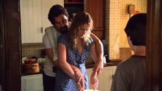 "getlinkyoutube.com-""Labor Day"" Stars Josh Brolin and Kate Winslet Make a Peach Pie (Behind the Scenes)"