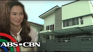 getlinkyoutube.com-CELEBRITY HOMES: Jennylyn gives a tour of her house