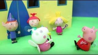 getlinkyoutube.com-Peppa Pig свинка Пеппа и ее семья. Мультфильм для детей.  Свинка Пеппа и Бен и Холли