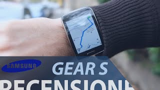 getlinkyoutube.com-Samsung Gear S, recensione in italiano