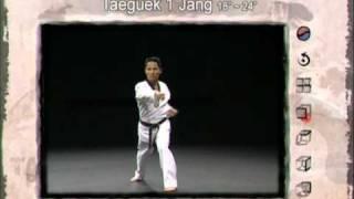 1ο Πούμσε: Τάεγκουκ Ιλ Τζανγκ (Poomsae Taeguek IL Jang)