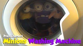 getlinkyoutube.com-Minions washing machine