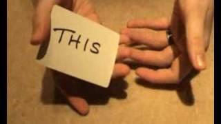 getlinkyoutube.com-WTF Magic trick - This'n'That card trick