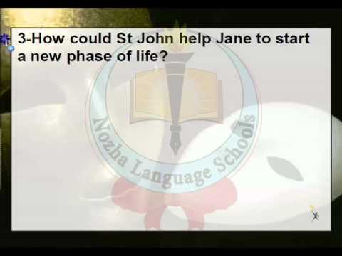English | (Language Section) - The Novel Jane Eyre from ch 6 to ch 10 - First Prep - Hegaz