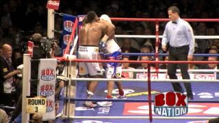 getlinkyoutube.com-David Haye v Dereck Chisora - Official Highlights from BoxNation