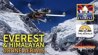 getlinkyoutube.com-Flying A Drone At Everest - Himalayan Aerials
