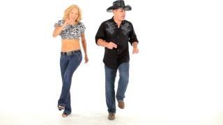 getlinkyoutube.com-How to Do the Cowboy Boogie | Line Dancing