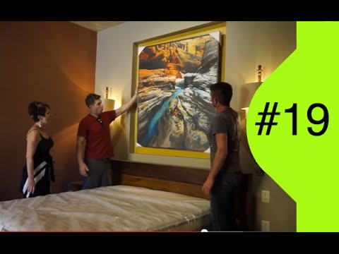 Interior Design and Decor - Day 1 Resort in Utah #19 Reality Show