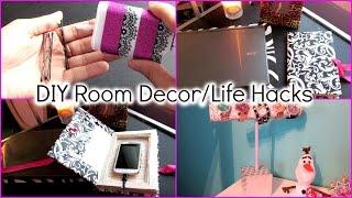 ❤ DIY Room Decor/Life Hacks ❤