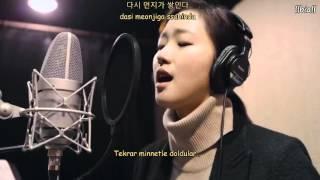 getlinkyoutube.com-(Cheese In The Trap OST Part 8-1) Tearliner ft. Kim Go Eun - Attraction Türkçe Altyazılı(Hangul-Rom)
