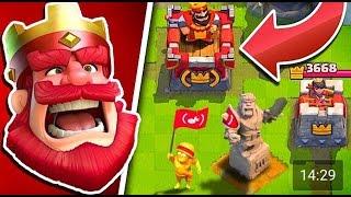 getlinkyoutube.com-كلاش رويال : الان بإمكانك تغيير لون برج الملك + تغير لون خلفيه اللعبه !!!