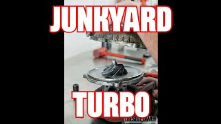 getlinkyoutube.com-How to Test a Used Turbocharger in the Junkyard