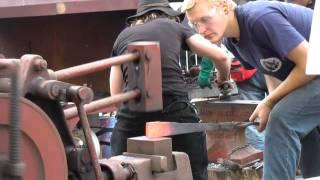 getlinkyoutube.com-International Blacksmith Festival