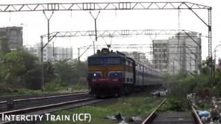 getlinkyoutube.com-Seventeen Shades Of INDIAN RAILWAYS..! Types of Trains    Train Stuff in India