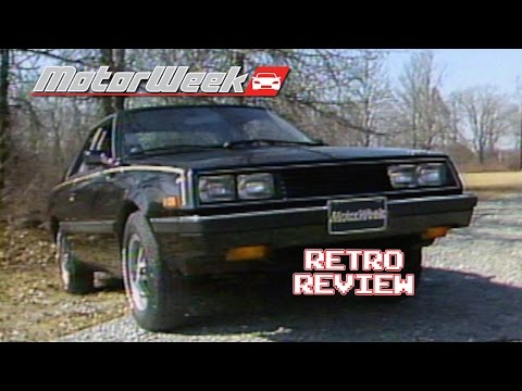 1982 Dodge Challenger