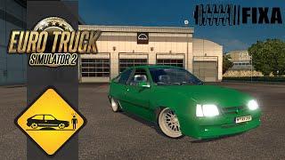 getlinkyoutube.com-Euro Truck Simulator 2 - Chevrolet Kadet Rebaixado e turbinado by lucas moraes