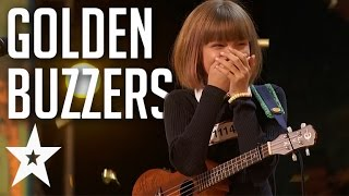 getlinkyoutube.com-10 Amazing Golden Buzzer Auditions From 2016 | Got Talent Global