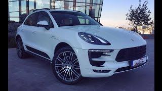 getlinkyoutube.com-Porsche Macan S diesel 2017 review in depth interior exterior