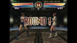 getlinkyoutube.com-Bloody Roar 4 (PLAYSTATION 2) Nagi  Health