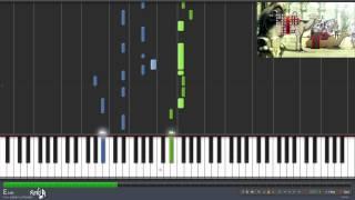 getlinkyoutube.com-Arslan Senki Ending 1 - Lapis Lazuli (Synthesia)