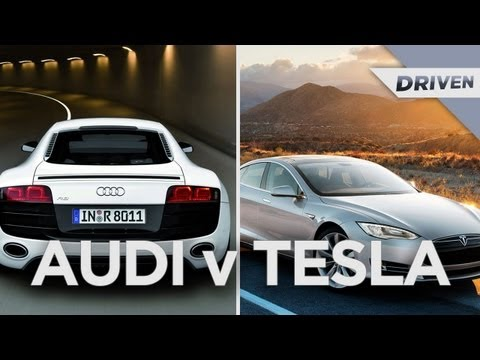Audi Takes Down Tesla! - TechnoBuffalo's Driven
