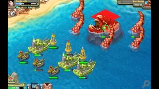 getlinkyoutube.com-Battle Nations - How to beat the Kraken (Mission)