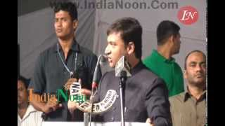 getlinkyoutube.com-Akbaruddin Owaisi's fearless reply to Murder Plot against him by Bangalore based contract killers