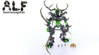 getlinkyoutube.com-Lego Bionicle 71310 Umarak the Hunter - Lego Speed Build Review