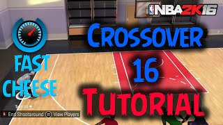 getlinkyoutube.com-NBA 2K16 FAST CHEESE CROSSOVER 16 TUTORIAL!!
