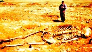 getlinkyoutube.com-32 Feet Giant Skeleton Found In India – Hindu God Hanuman?