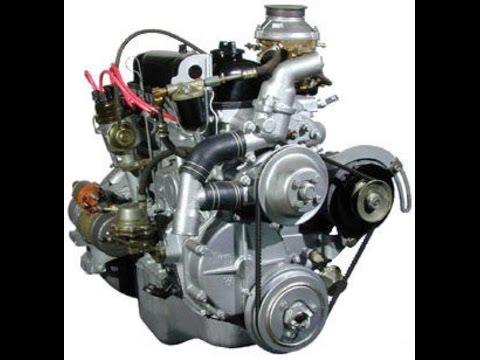 Устройство легкового автомобиля (ч1 Двигатель)