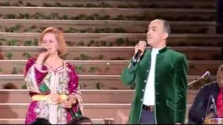 getlinkyoutube.com-duo khadija lbidaouia et abdel moghit lala la3rossa 2015 خديجة البيضاوية و عبد المغيث لالة لعروسة