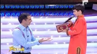 Omar Arnaout, micutul libanez din Romania cu voce de aur!!! El a castigat a sasea editie!