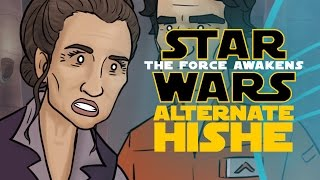 getlinkyoutube.com-Star Wars The Force Awakens Alternate HISHE