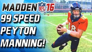 getlinkyoutube.com-99 SPEED MANNING?!!! HE'S TOO FAST! CHAMPIONSHIP! - Madden 16 Draft Champions
