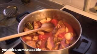 Cuisine Française - Le veau marengo
