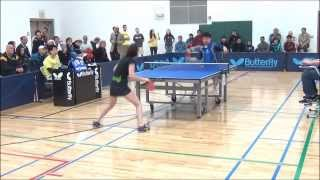 2014 Butterfly Cary Cup - Semi-Finals