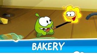 getlinkyoutube.com-Om Nom Stories: Bakery (Episode 28, Cut the Rope 2)