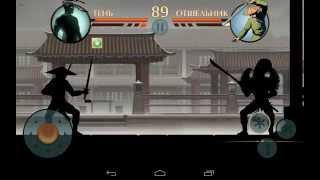 getlinkyoutube.com-Shadow Fight 2: Жестокая битва с Отшельником